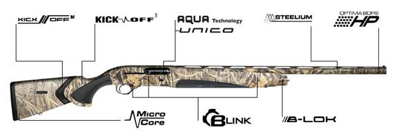 Beretta A400 Xtreme 2 Beretta A400 Xtreme Unico