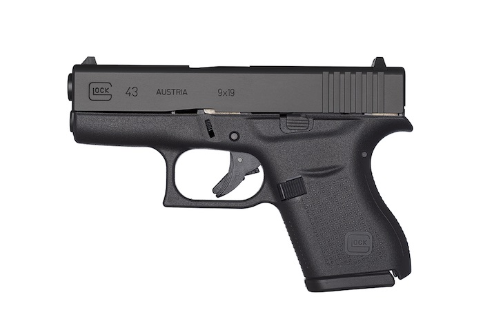 Glock 43 (left profile)