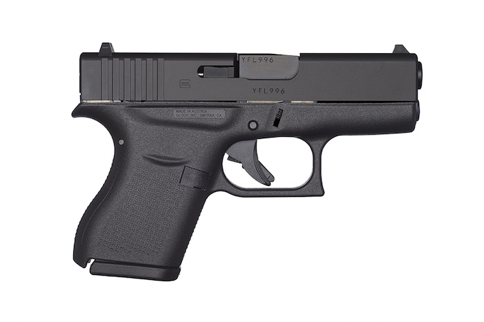 Glock 43 (right profile)