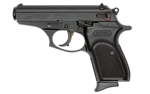 Bersa Thunder 380 — Pistol Specs, Info, Photos, CCW and