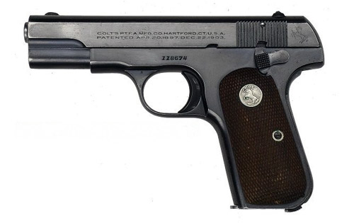 Colt 1908 Pocket Hammerless photo
