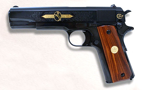 Colt 1911 Anniversary II photo