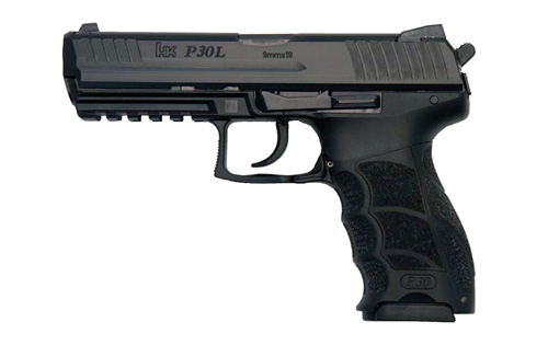 Heckler-Koch P30L photo