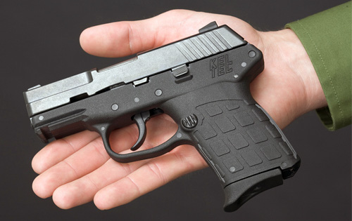 Kel-Tec PF-9 — Pistol Specs, Info, Photos, CCW and Concealed