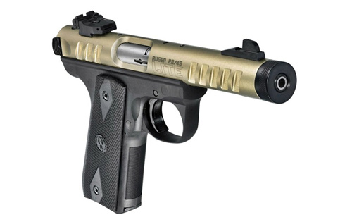 Ruger 22/45 Lite — Pistol Specs, Info, Photos, CCW and Concealed ...