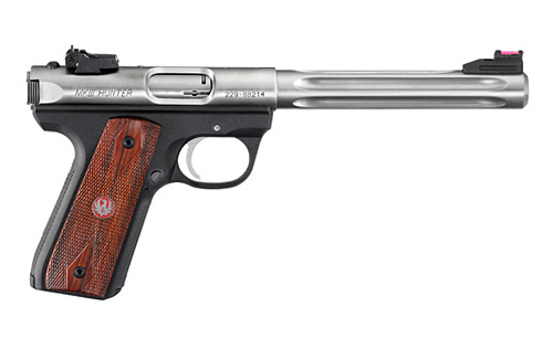 Ruger 22/45 Mark III Hunter Long Barrel photo
