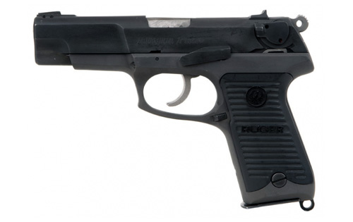 Ruger P85 photo (1 of 3)