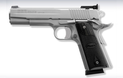 SIG Sauer 1911 Target Stainless photo