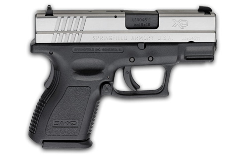 Springfield XD-40 Subcompact photo (2 of 3)