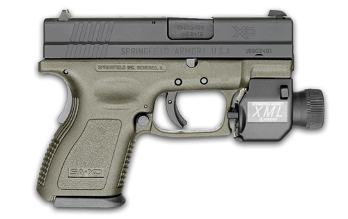 Springfield XD-40 Subcompact photo (3 of 3)