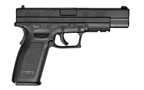 Springfield XD-40 Tactical photo (1 of 2)