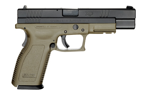 Springfield XD-40 Tactical photo (2 of 2)