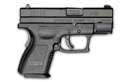 Springfield XD-9 Subcompact photo (1 of 3)