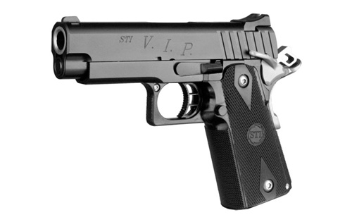 STI 2011 VIP — Pistol Specs, Info, Photos, CCW and Concealed Carry ...