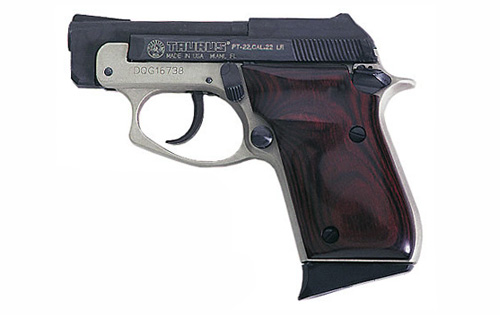 Taurus PT-22 photo (4 of 7)