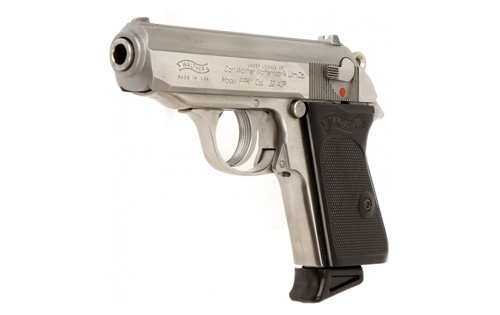 Walther PPK photo (11 of 12)
