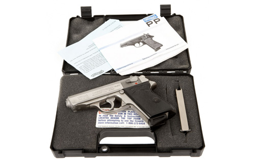 Walther PPK photo (12 of 12)