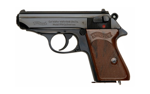 Walther PPK photo (2 of 12)
