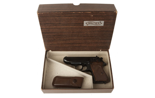 Walther PPK photo (7 of 12)
