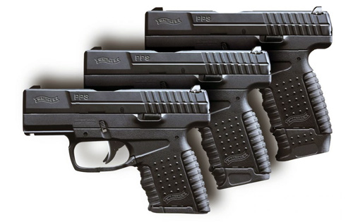 walther pps pistol specs info photos ccw and concealed carry rh whichgun com PPS vs Glock 26 9 Millimeter Handguns P
