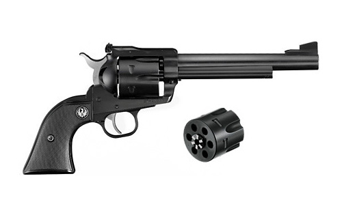 "Ruger New Model Blackhawk 6 1/2"" Convertible photo"