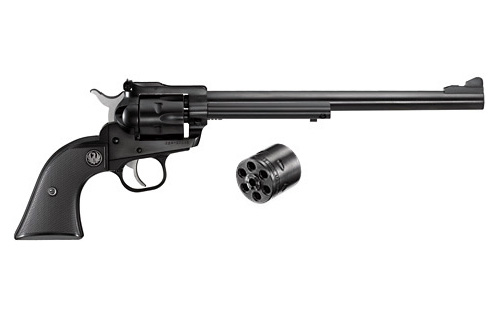 "Ruger New Model Single Six 9 1/2"" Convertible photo"