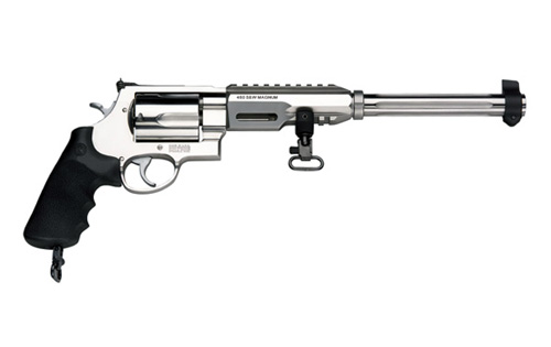 "Smith & Wesson Model 460XVR 12"" photo"